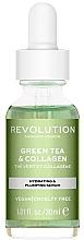 Parfüm, Parfüméria, kozmetikum Arcszérum - Revolution Skincare Green Tea And Collagen Serum