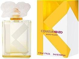 Parfüm, Parfüméria, kozmetikum Kenzo Couleur Kenzo Jaune-Yellow - Eau De Parfum