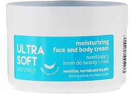 Parfüm, Parfüméria, kozmetikum Hidratáló arc és testápoló krém - Ultra Soft Naturals Moisturising Face and Body Cream