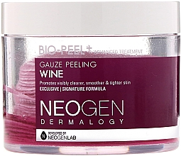 Parfüm, Parfüméria, kozmetikum Peeling korongok vörös bor kivonattal - Neogen Dermalogy Bio Peel Gauze Peeling Wine