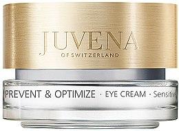 Parfüm, Parfüméria, kozmetikum Szemkörnyékápoló krém - Juvena Skin Optimize Eye Cream Sensitive