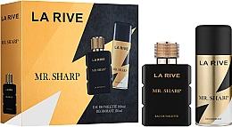 Parfüm, Parfüméria, kozmetikum La Rive Mr. Sharp - Szett (edt/100ml + deo/150ml)