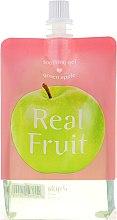 Parfüm, Parfüméria, kozmetikum Tápláló gél - Skin79 Real Fruit Soothing Gel Green Apple