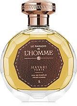 Parfüm, Parfüméria, kozmetikum Hayari Parfums Le Paradis de L`Homme - Eau De Parfum