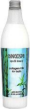 Parfüm, Parfüméria, kozmetikum Fürdőtej kollagénnel és selyem proteinnel - BingoSpa
