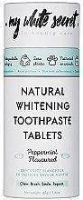 Parfüm, Parfüméria, kozmetikum Fogfehérítő paszta - My White Secret Natural Whitening Toothpaste Tablets