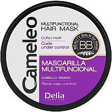 """Parfüm, Parfüméria, kozmetikum """"Curls under control"""" hajmaszk - Delia Cameleo Mask"""