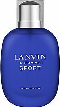 Parfüm, Parfüméria, kozmetikum Lanvin L'Homme Sport - Eau De Toilette
