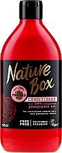 Parfüm, Parfüméria, kozmetikum Hajkondicionáló - Nature Box Pomegranate Oil Conditioner