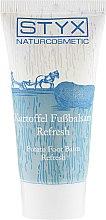 Parfüm, Parfüméria, kozmetikum Burgonyás frissítő lábápoló balzsam - Styx Naturcosmetic Potato Care Foot Balm Refresh