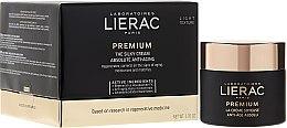 Parfüm, Parfüméria, kozmetikum Ránctalanító arckrém, könnyű textúrájú - Lierac Premium la Creme Soyeuse Texture