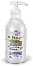 "Parfüm, Parfüméria, kozmetikum Folyékony Marseille szappan ""Levendula"" - Ma Provence Liquid Marseille Soap lavender"