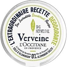 """Parfüm, Parfüméria, kozmetikum Krémdezodor """"Vasfű"""" - L'Occitane Verbena Deodorant"""