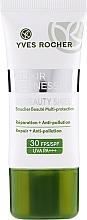 Parfüm, Parfüméria, kozmetikum Arcvédő krém - Yves Rocher Elixir Jeunesse UV Beauty Shield SPF30