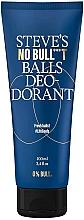 Parfüm, Parfüméria, kozmetikum Dezodor - Steve`s No Bull***t Balls Deo-dorant