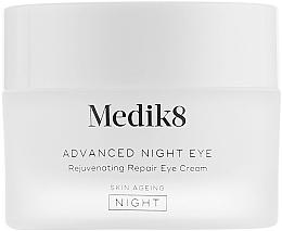 Parfüm, Parfüméria, kozmetikum Éjszakai helyreállító krém szemkörnyékre - Medik8 Advanced Night Eye