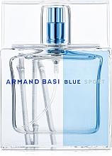 Parfüm, Parfüméria, kozmetikum Armand Basi Blue Sport - Eau De Toilette
