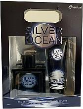 Parfüm, Parfüméria, kozmetikum Omerta Silver Ocean - Szett (edt/100ml + sh/gel/100ml)