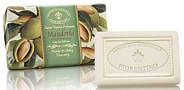"""Parfüm, Parfüméria, kozmetikum Natúr szappan """"Mandula"""" - Saponificio Artigianale Fiorentino Almond Scented Soap"""