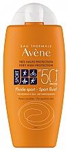 Parfüm, Parfüméria, kozmetikum Napvédő fluid - Avene Solaire Fluide Sport SPF 50+