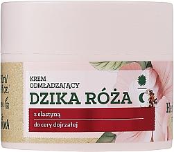 "Parfüm, Parfüméria, kozmetikum ""Csipkebogyó"" fiatalító krém - Farmona Herbal Care Rejuvenating Cream"