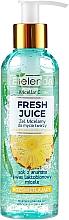 Parfüm, Parfüméria, kozmetikum Micellás gél - Bielenda Fresh Juice Micellar Gel Pineapple