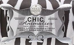 """Parfüm, Parfüméria, kozmetikum Szappan """"fehér tigris"""" - Nesti Dante Chic Animalier Soap"""