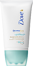 Parfüm, Parfüméria, kozmetikum Görgős testápoló - Dove Derma Spa Uplifted+ Massaging Body Roll-on Gel