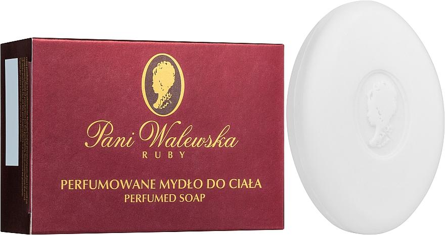 Parfümös krémszappan - Pani Walewska Ruby Soap
