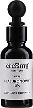 Parfüm, Parfüméria, kozmetikum Hiauloronsav 5% - Creamy