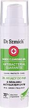 Parfüm, Parfüméria, kozmetikum Kézfertőtlenítő gél - Dr. Szmich Antibacterial Guarantee Hands Cleansing Gel