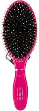 Parfüm, Parfüméria, kozmetikum Hajkefe - Olivia Garden Ceramic-Ion Supreme Combo Pink