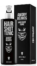 Parfüm, Parfüméria, kozmetikum Tonik hajra - Angry Beards Hair Shot Tonic