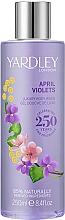 Parfüm, Parfüméria, kozmetikum Yardley April Violets - Tusfürdő