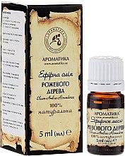"""Parfüm, Parfüméria, kozmetikum Illóolaj """"Rózsafa"""" - Aromatika"""