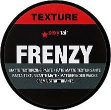 Parfüm, Parfüméria, kozmetikum dúsító hajformázó krém - SexyHair StyleSexyHair Frenzy Flexible Texturizing Paste