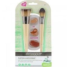 Parfüm, Parfüméria, kozmetikum Sminkecset készlet - Eco Tools Custom Match Duo