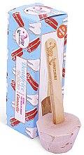 Parfüm, Parfüméria, kozmetikum Szilárd fogkrém - Lamazuna Cinnamon Solid Toothpaste