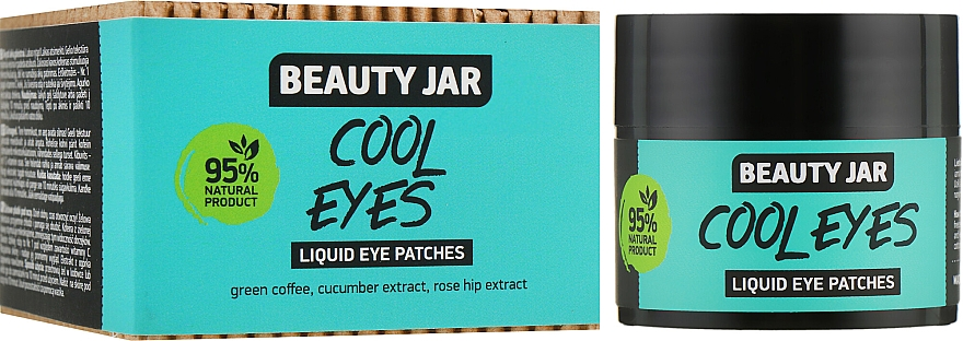 "Szemtapasz ""Cool Eyes"" - Beauty Jar Liquid Eye Patches"