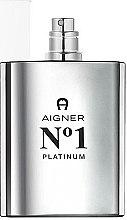 Parfüm, Parfüméria, kozmetikum Aigner No 1 Platinum - Eau De Toilette (teszter kupak nélkül)