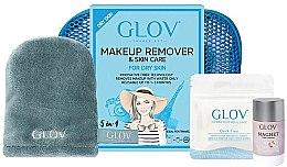 Parfüm, Parfüméria, kozmetikum Szett - Glov Expert Travel Set Dry Skin (glove/mini/1pcs + glove/1pcs + stick/40g)
