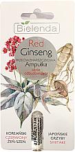 "Parfüm, Parfüméria, kozmetikum Ránctalanító ampula ""Piros ginzeng"" - Bielenda Red Ginseng"