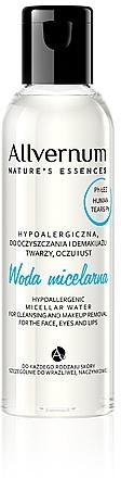 Hipoallergén micellás víz - Allverne Nature's Essences Micellar Water