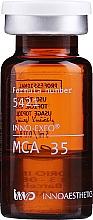 Parfüm, Parfüméria, kozmetikum Biorevitalizáló kémiai peeling klórecetsavval - Innoaesthetics Inno-Exfo  MCA 35