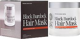 Parfüm, Parfüméria, kozmetikum Hajmaszk - Natura Siberica Fresh Spa Russkaja Bania Detox Black Burdock Hair Mask