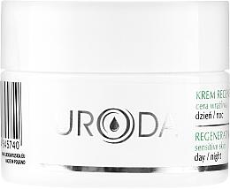Parfüm, Parfüméria, kozmetikum Regeneráló krém érzékeny bőrre - Uroda Regenerating Face Cream For Sensitive Skin