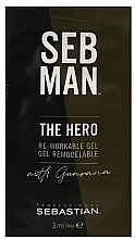 Parfüm, Parfüméria, kozmetikum Univerzális hajformázó zselé - Sebastian Professional Seb Man The Hero (mini)