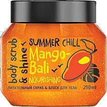 """Parfüm, Parfüméria, kozmetikum Testradír """"Csillogás és táplálás"""" - MonoLove Bio Mango-Bali Nourishing"""