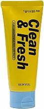 Parfüm, Parfüméria, kozmetikum Fényesítő hab-maszk - Eunyul Clean & Fresh Pure Brightening Peel Off Pack