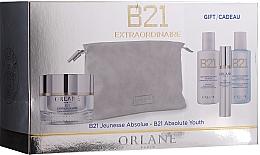 Parfüm, Parfüméria, kozmetikum Szett - Orlane B21 Extraordinaire Absolute Youth Set (f/cr/50 ml + lot/50ml + cleanser/50ml + ser/7.5 ml + bag)